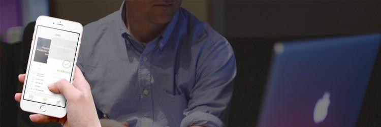 Mobile Recruiting Stellen schalten per App