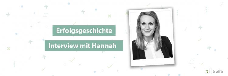 Hannah, Erfahrungsbericht neu