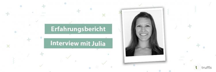Store-Anything, Julia's Erfahrungsbericht