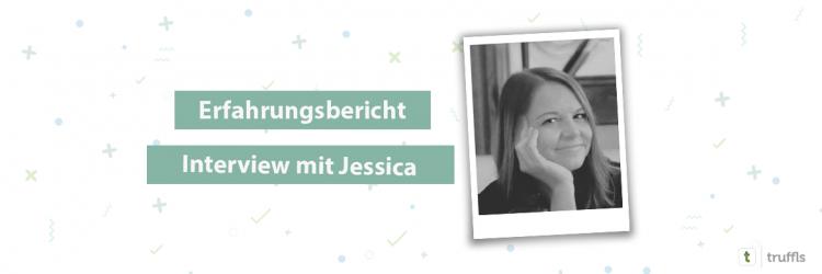 Erfahrungsbericht von Jessica mit der job-App truffls