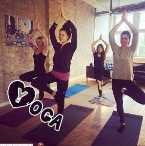 Yoga für das Teambuilding. So werden von truffls recruitierte Mitarbeiter bestens integriert