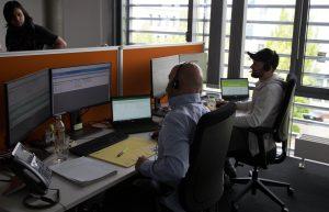 Customer Care Mitarbeiter bei DomainFactory