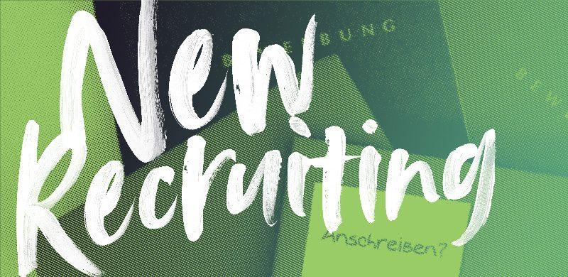 #newrecruiting